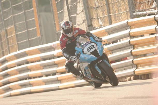 Sam West's Superb Macau Grand Prix Debut