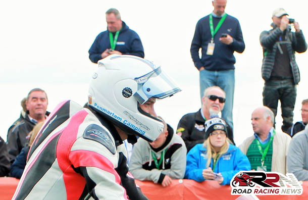 Joe Newbould Targeting TT 2016