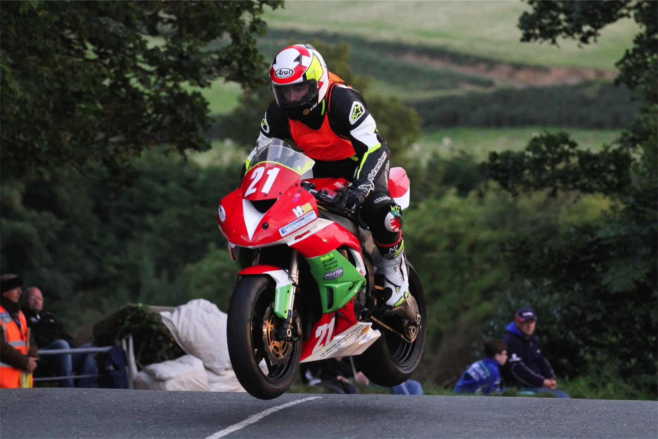 Barry Evans Looks Forward To 2016 Manx Grand Prix
