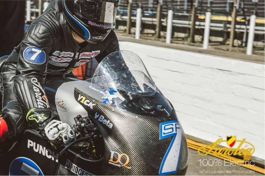 Sarolea Racing Gear Up For TT 2016