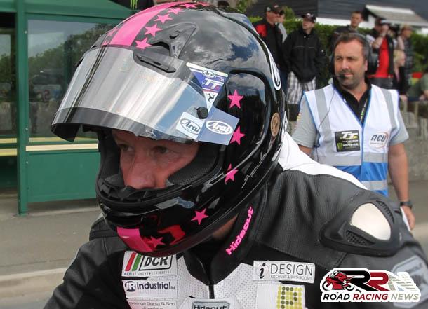 Jim Hodson All Set For TT 2016 Action
