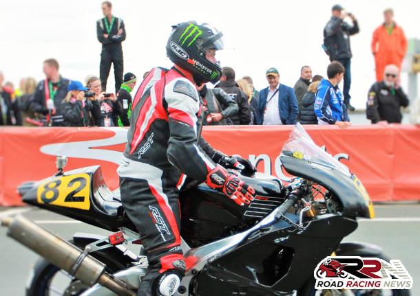 Erik Kjuus Manx Grand Prix Mission