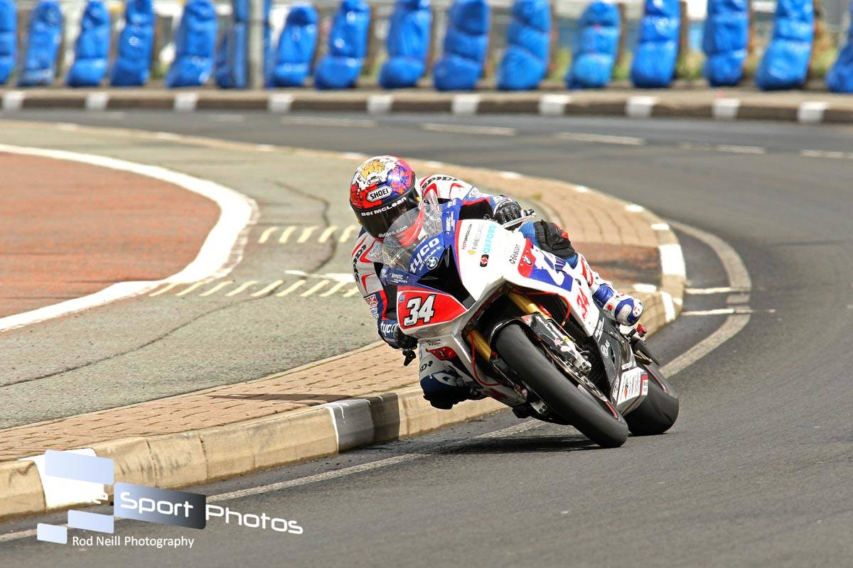 Alastair Seeley Leads Lee Hardy Racing's North West 200 Challenge