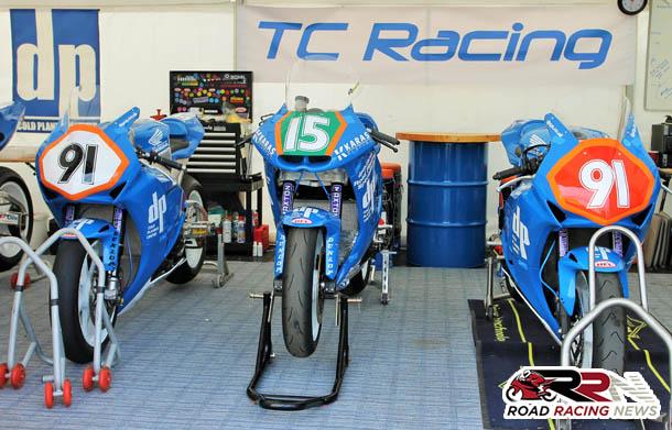 TC Racing Confirm Manx GP Return
