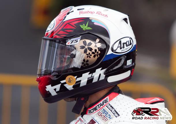 History Maker Masayuki Yamanaka Aims For Manx GP Return