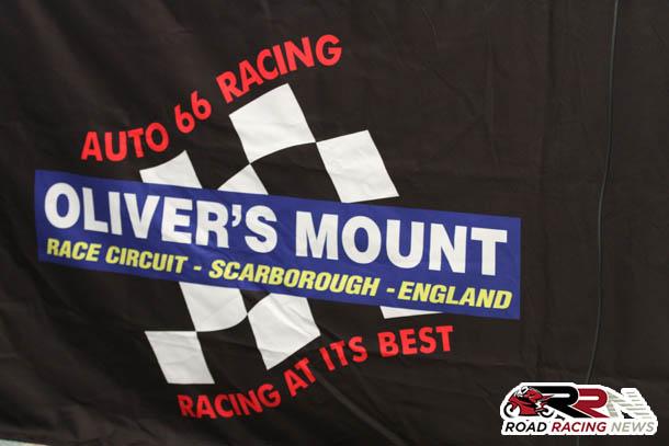 Oliver's Mount Announce Michelin Sponsorship