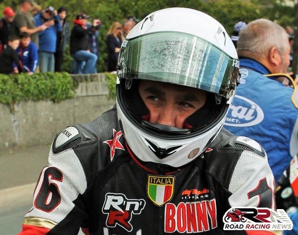 Stefano Bonetti Leads Paton's TT 2016 Challenge