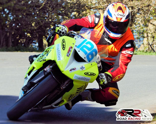 Chris Watson Ready For Mountain Course Step Up