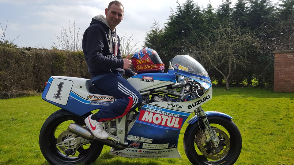 Team York Suzuki Announce 2016 Rider Line Up – Road Racing News