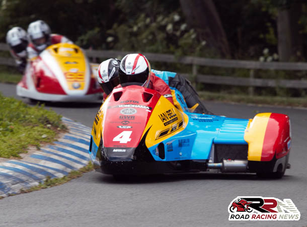 Spring Cup National Road Races Preview – Part 4 – Sidecar Races