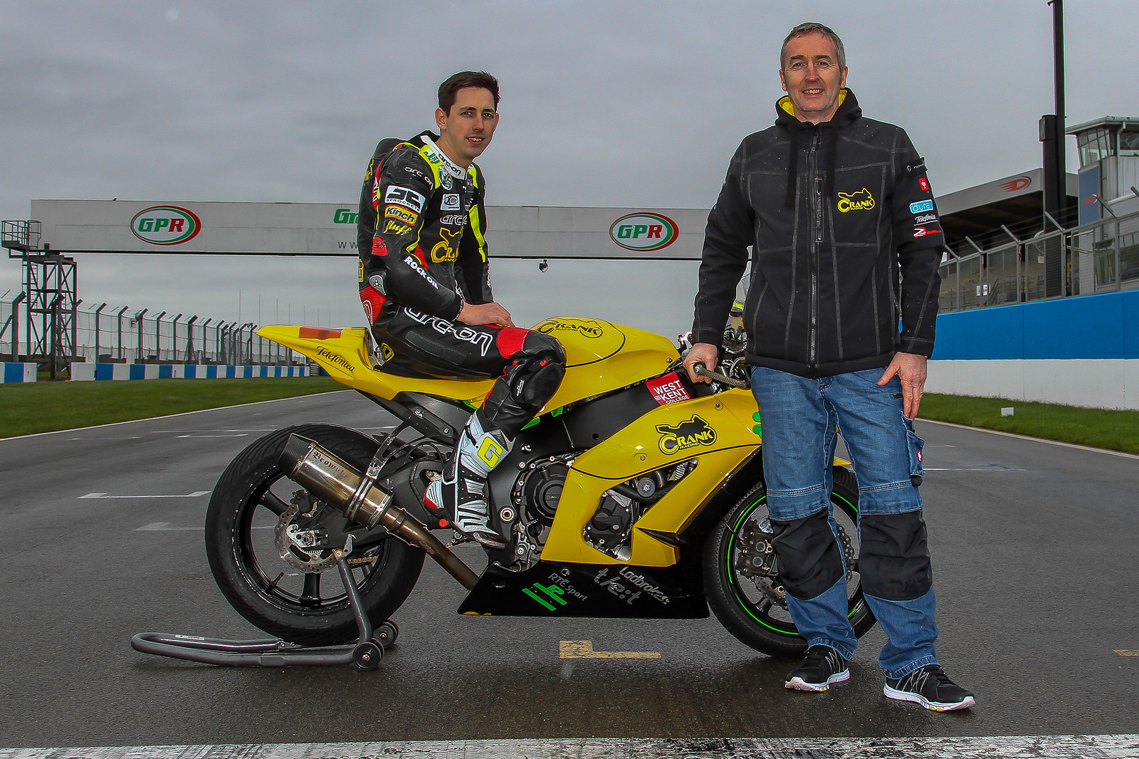 Josh Day Set For Roads Debut At The North West 200