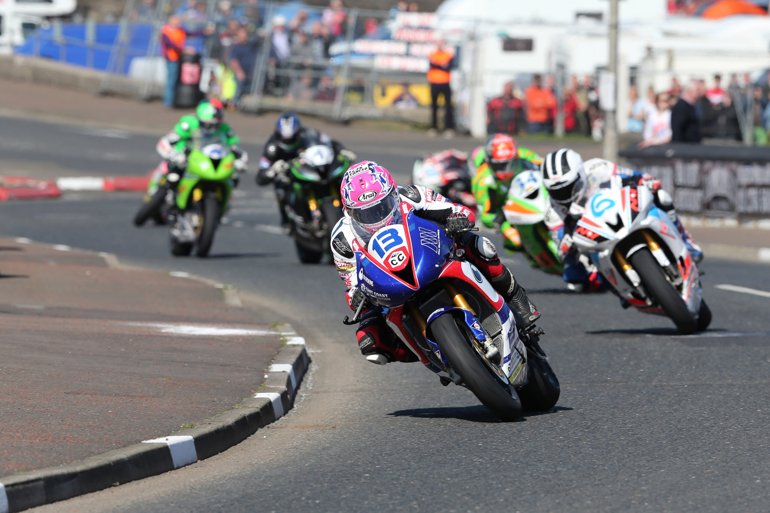 Vauxhall International North West 200 –  Lee Johnston Shows World Class Form