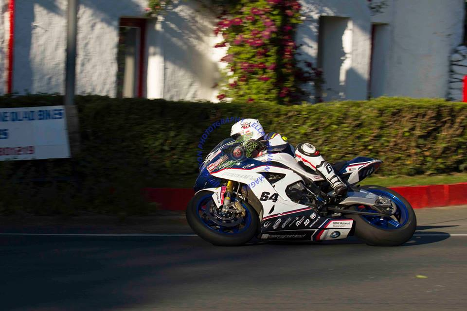 Danny Webb Confirmed To Contest Classic TT With Dunnell Racing