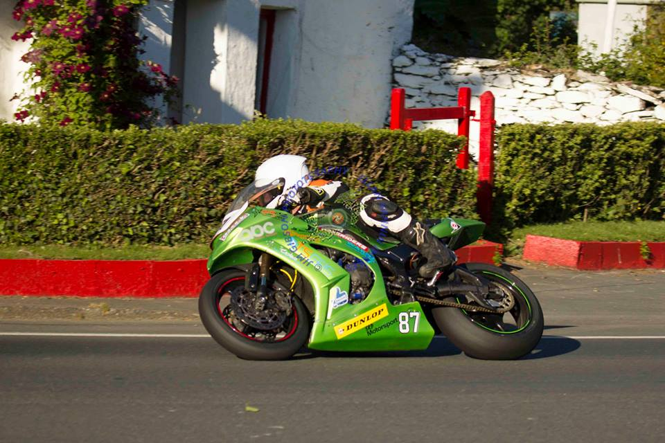 Forest Dunn Confirms McKinstry Racing Ride For His Armoy Debut