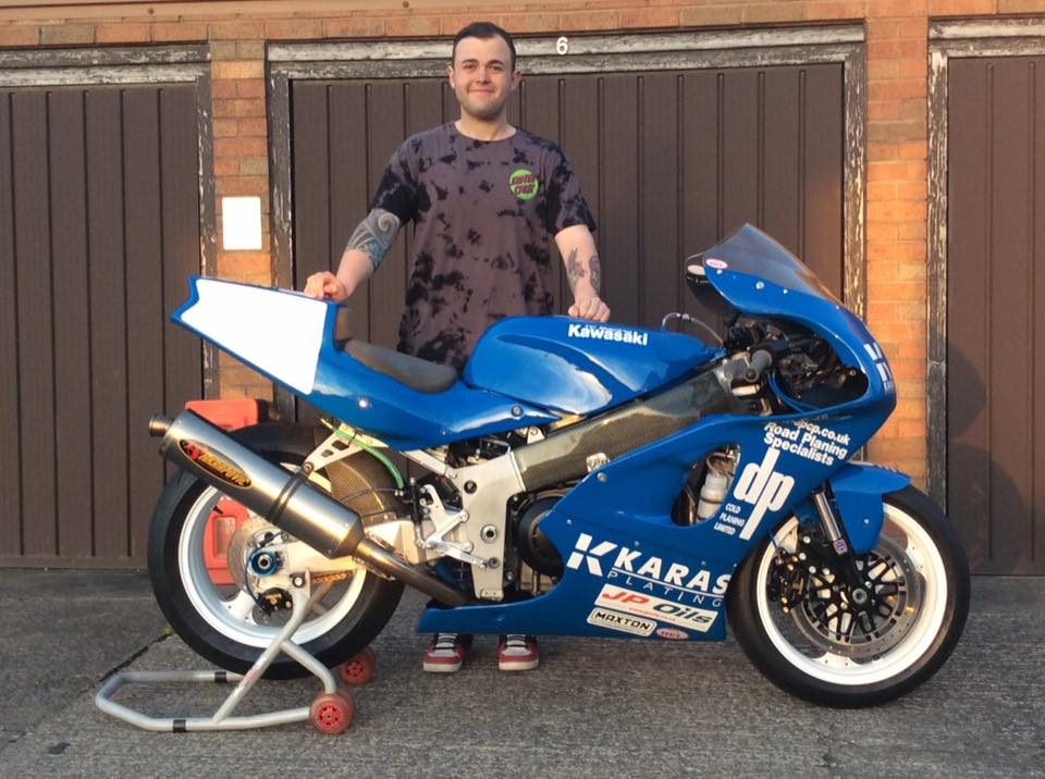 Alex Pickett Re Joins TC Racing For Classic TT Challenge