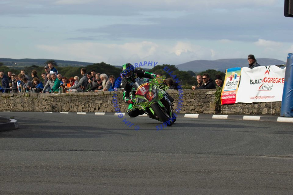 Southern 100 – Dan Hegarty Keeps Up Great Form