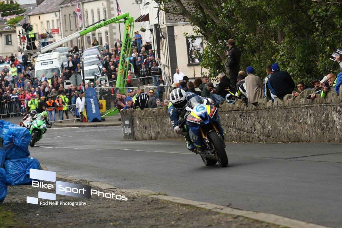 SGS International Armoy Road Races – William Dunlop's Supersport Double