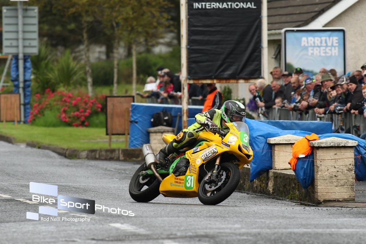 SGS International Armoy Road Races – Brad Vicars Makes Stellar Armoy Debut