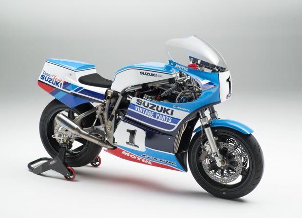 Team Classic Suzuki's All Star Classic TT Line Up