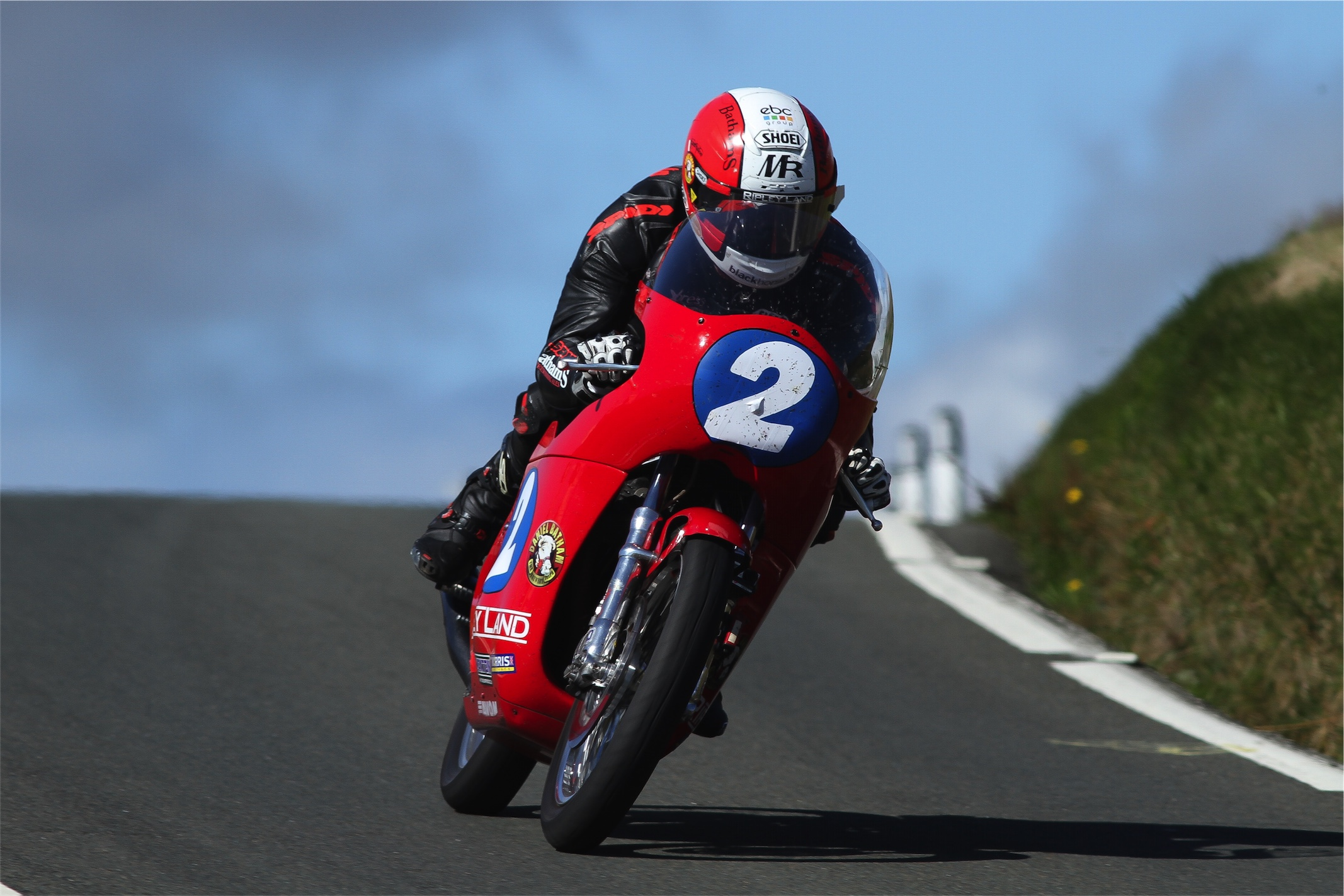 Star Quality Feel To Ripley Land Racing's Classic TT Team