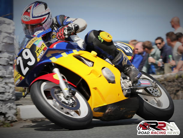 Southern 100 – Alistair Haworth A Non Starter