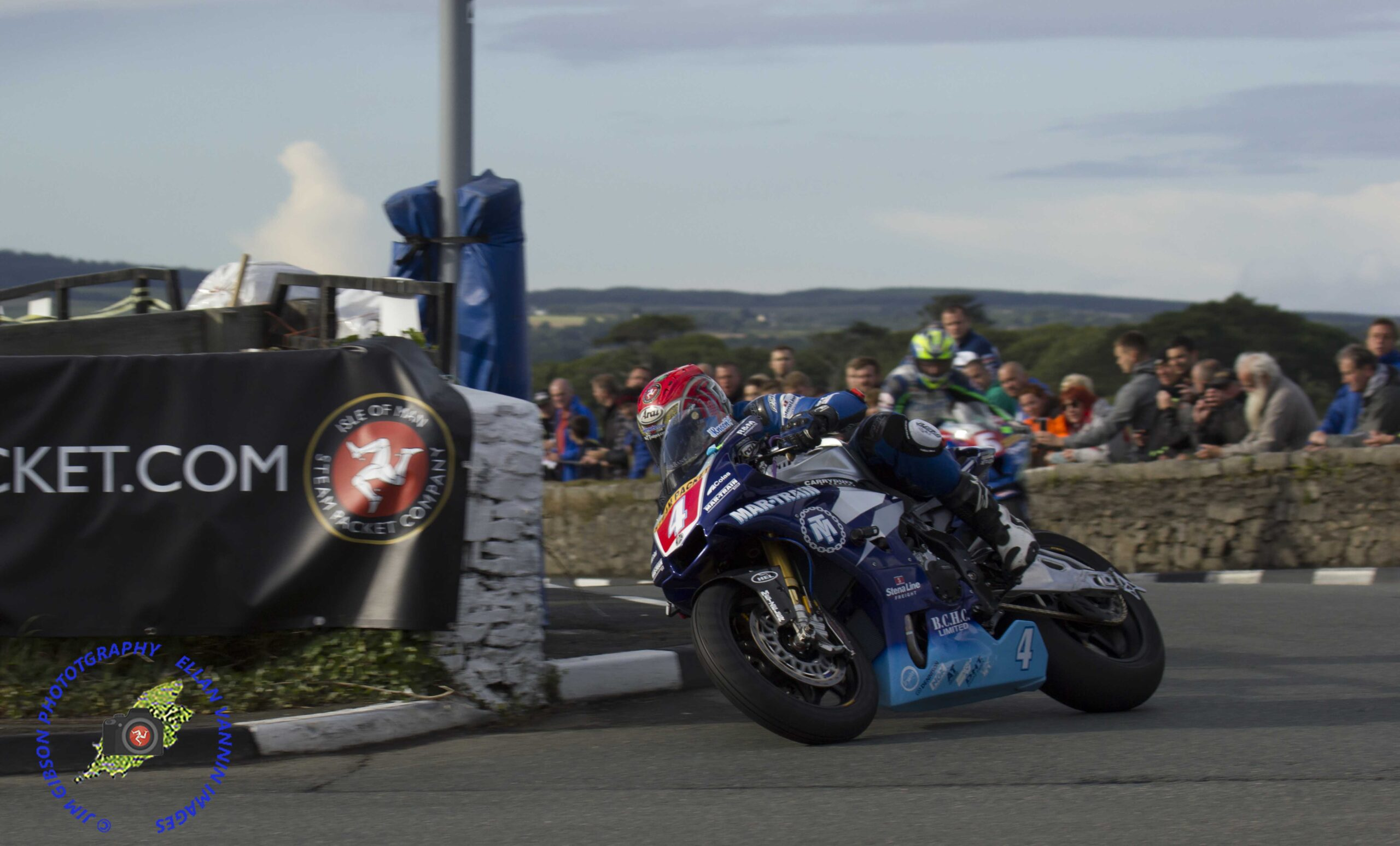 Southern 100 – Dan Kneen Marks Return To Action With Podium Finishes