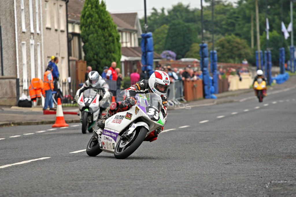 First Class 125/Moto 3 Field At Armoy