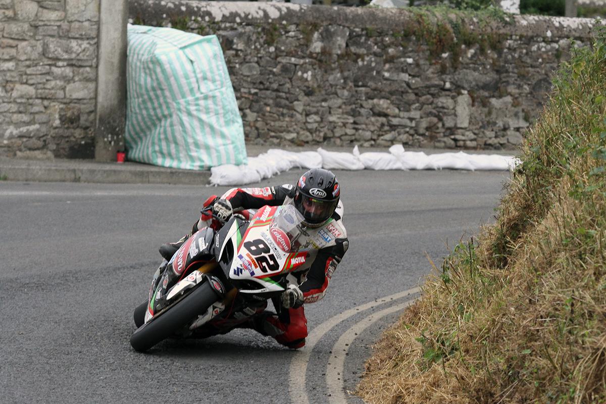 Derek Sheils 2016 Irish Road Race Superbike Champion