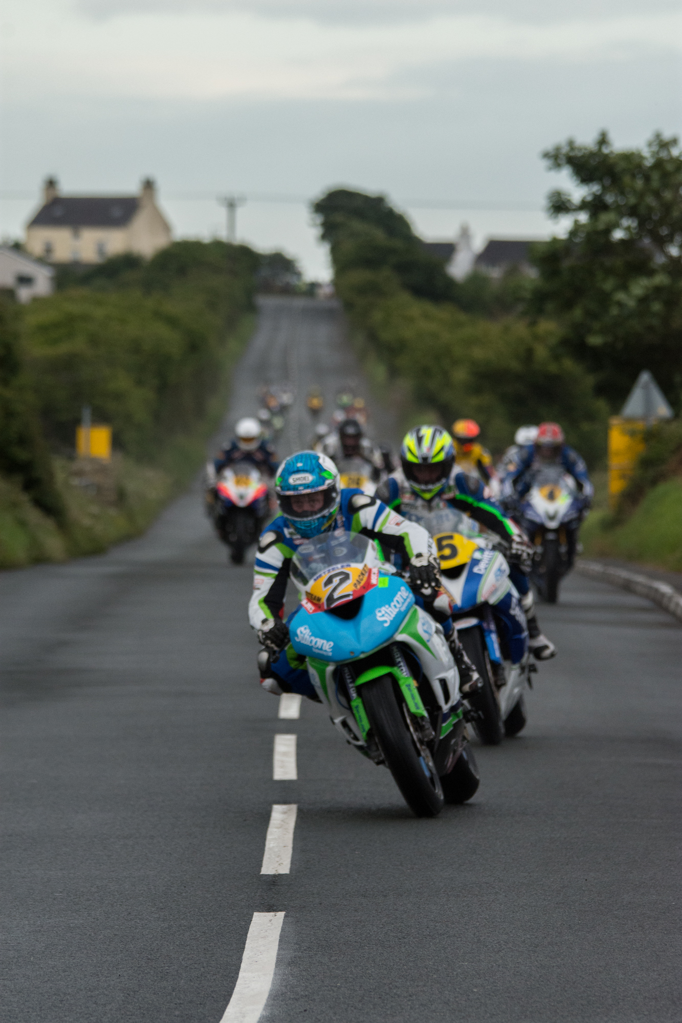 Southern 100 – Dean Harrison Makes It A Supersport Double
