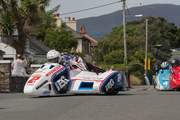 Southern 100 – Birchall Brothers On Lap Record Breaking Pace