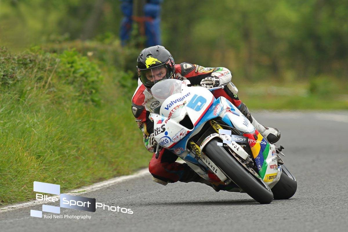 MCE Insurance Ulster Grand Prix – Bruce Anstey's 12th Ulster GP Success