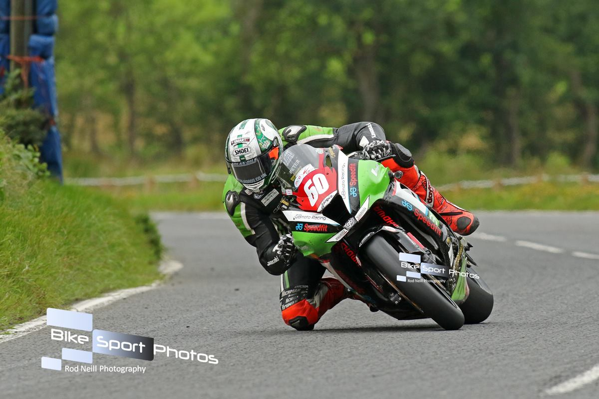 MCE Insurance Ulster Grand Prix – Bad Luck/Positive Moments For Peter Hickman