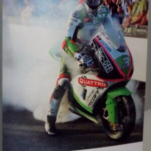 A Special Card for a Special Pure Road Racing Fan