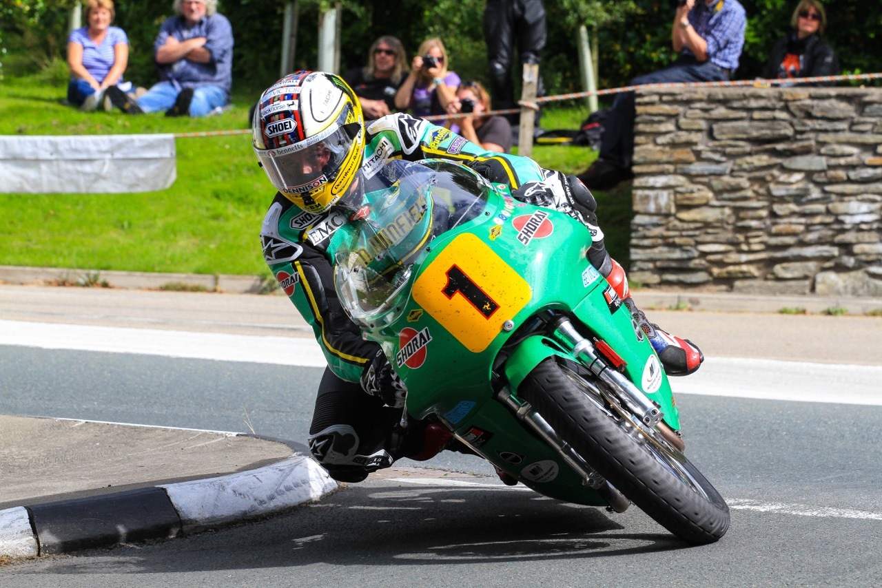 Classic TT Races – Long Awaited Success For John McGuinness And Team Winfield
