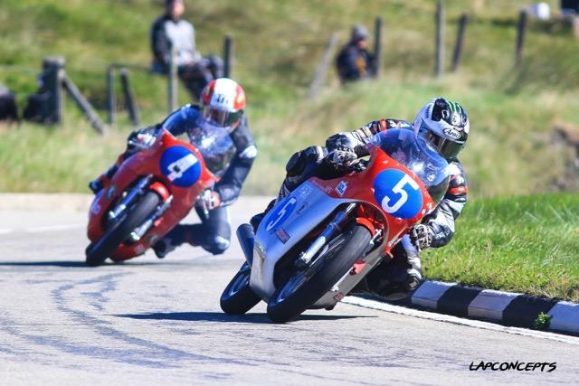 Classic TT Races – Michael Dunlop Battles His Way To Junior Race Victory