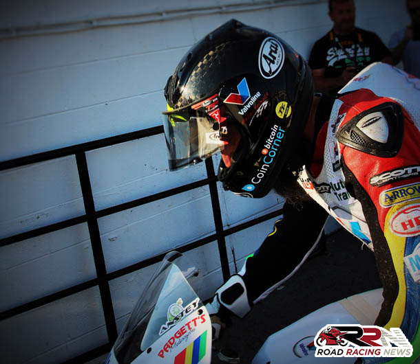 MCE Insurance Ulster Grand Prix – Bruce Anstey Tops Superpole Session