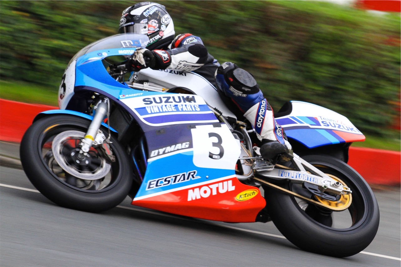 Classic TT Races – Wednesday Practice Report