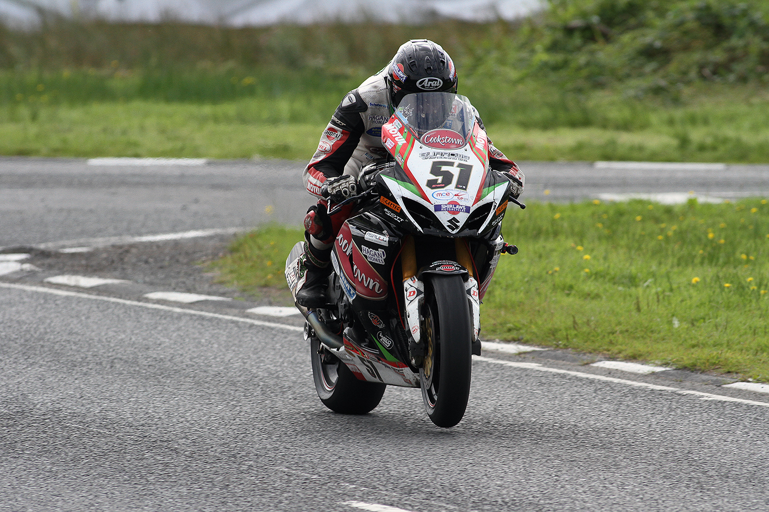 Cookstown BE Racing Continue Gold Star Season At The Ulster Grand Prix