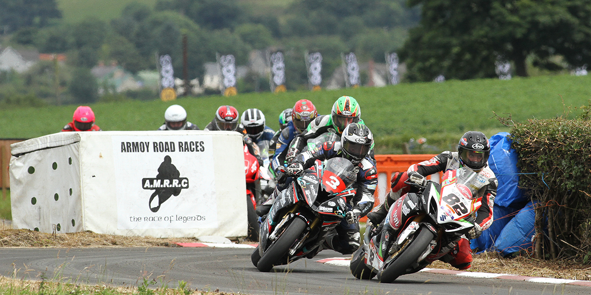 Cookstown BE Racing Seal Ulster Super Twins/Superbike Titles At Armoy