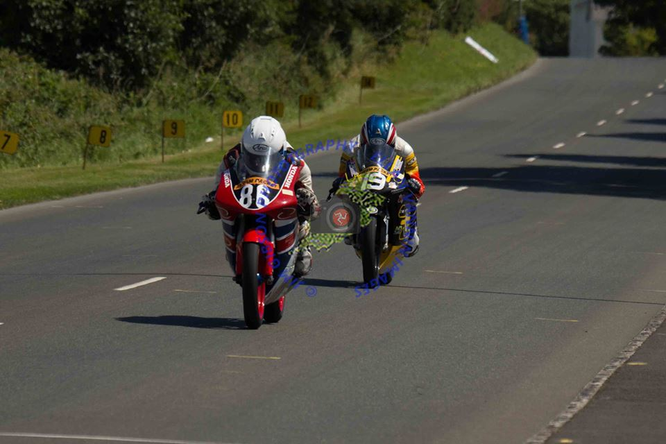 Adam McLean Teams Up With Team Hotties For The 66th Scarborough Gold Cup
