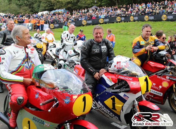 66th Scarborough Gold Cup – Parade Of Stars A Moment For The History Makers