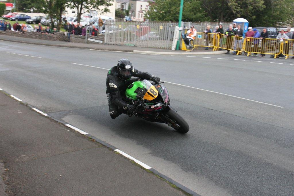 Prodigious Second Voyage At The Manx GP For Darren Cooper