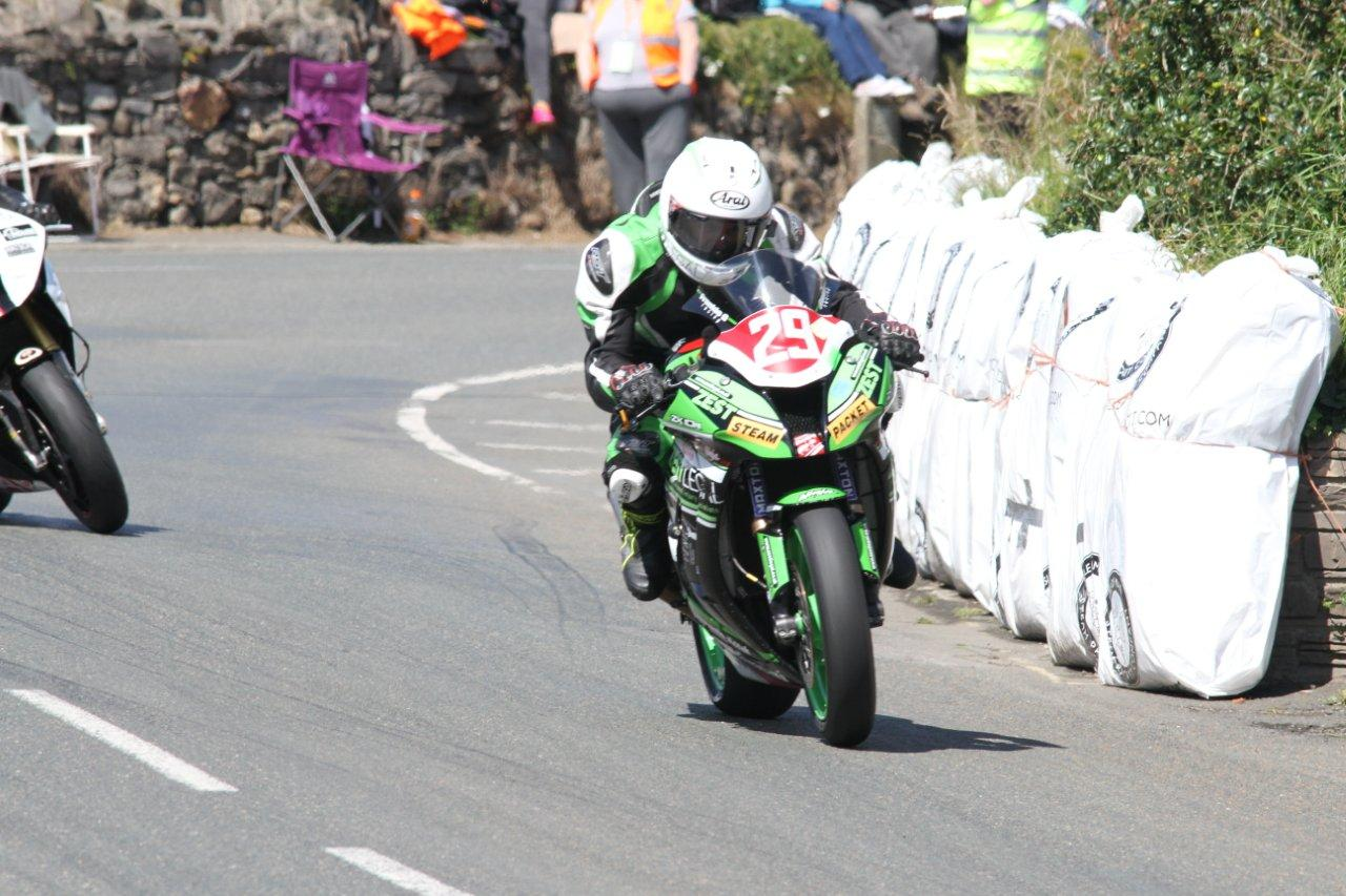 Frank Gallagher To Finalise 2016 Roads Campaign At Oliver's Mount