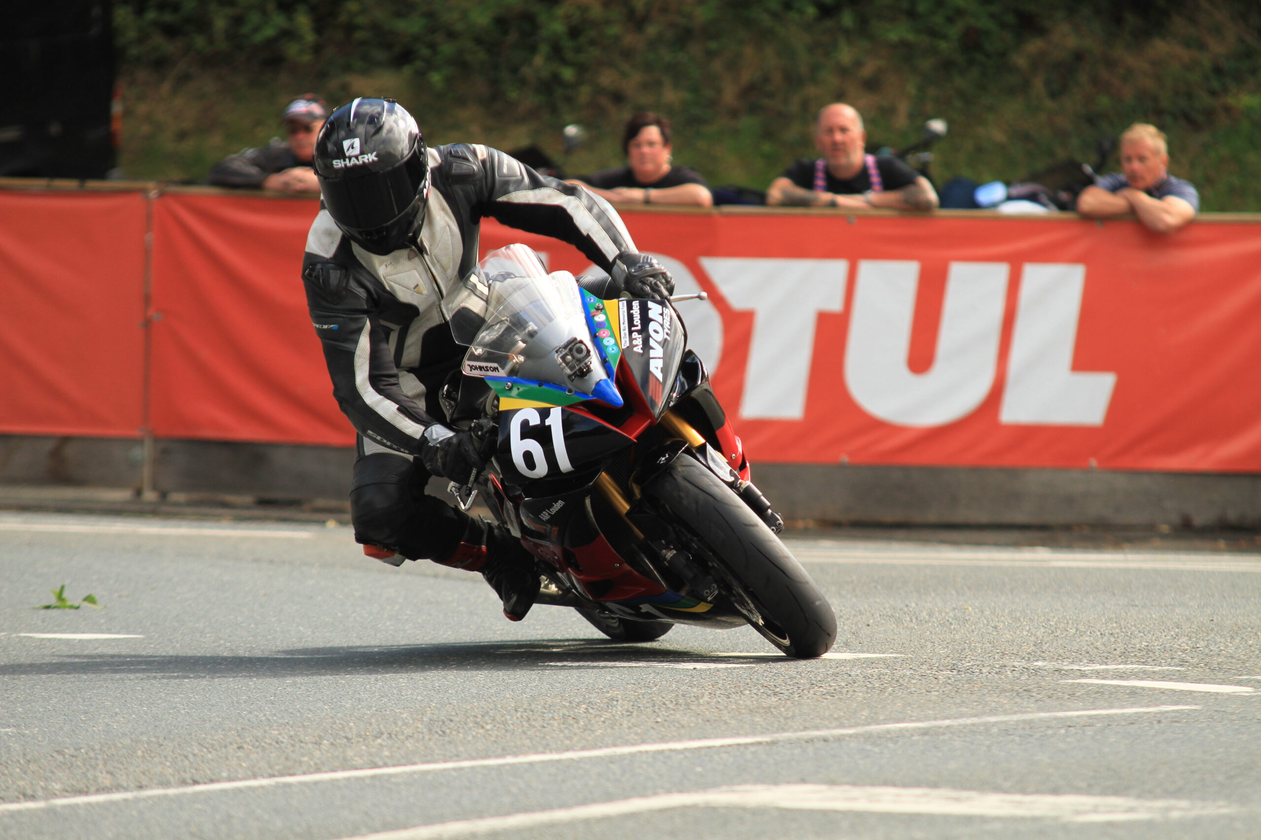 Sam Johnson Concludes Roads Season With Positive Manx Moments