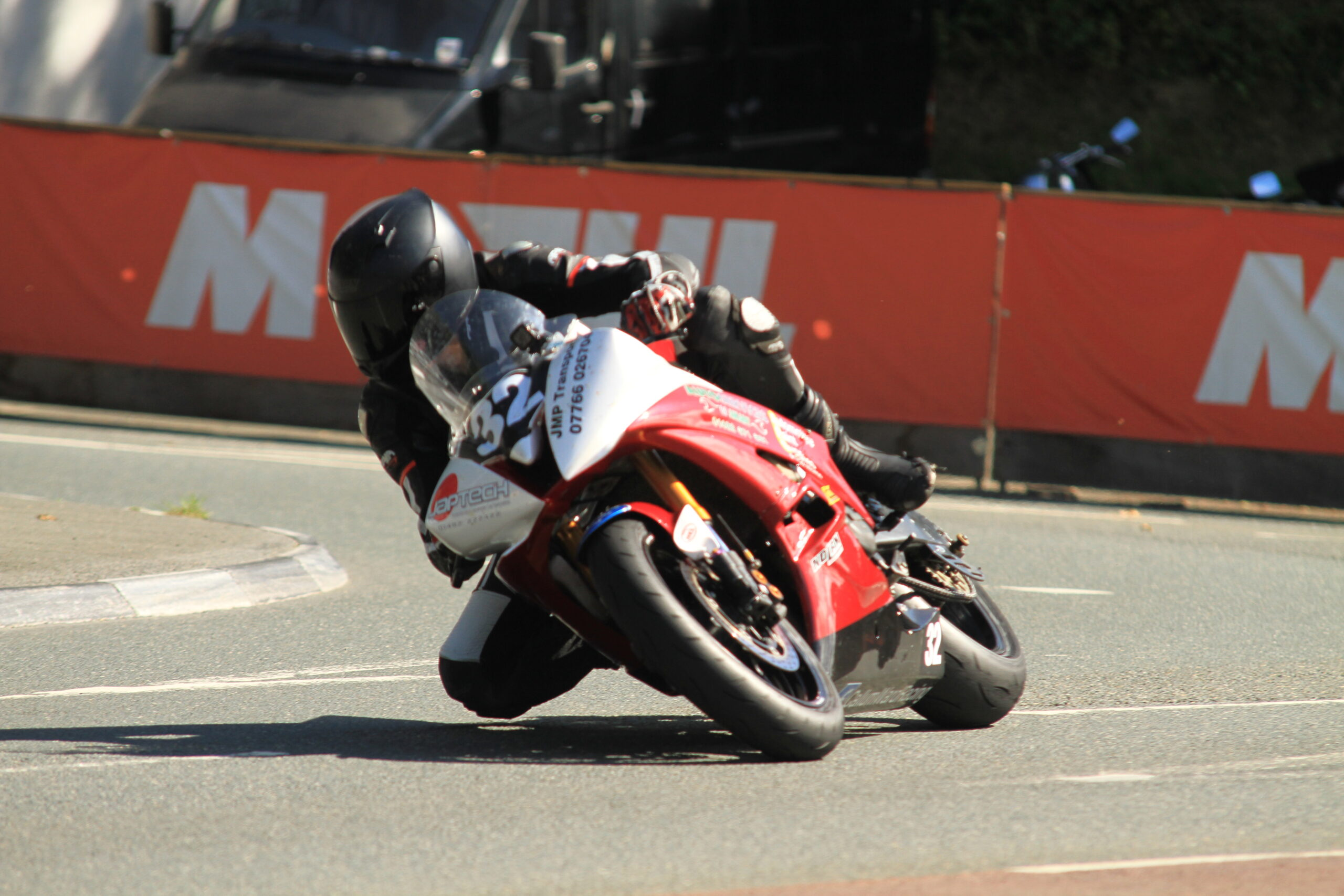 Successful First Venture Into Mountain Course Competition For Callum Ward