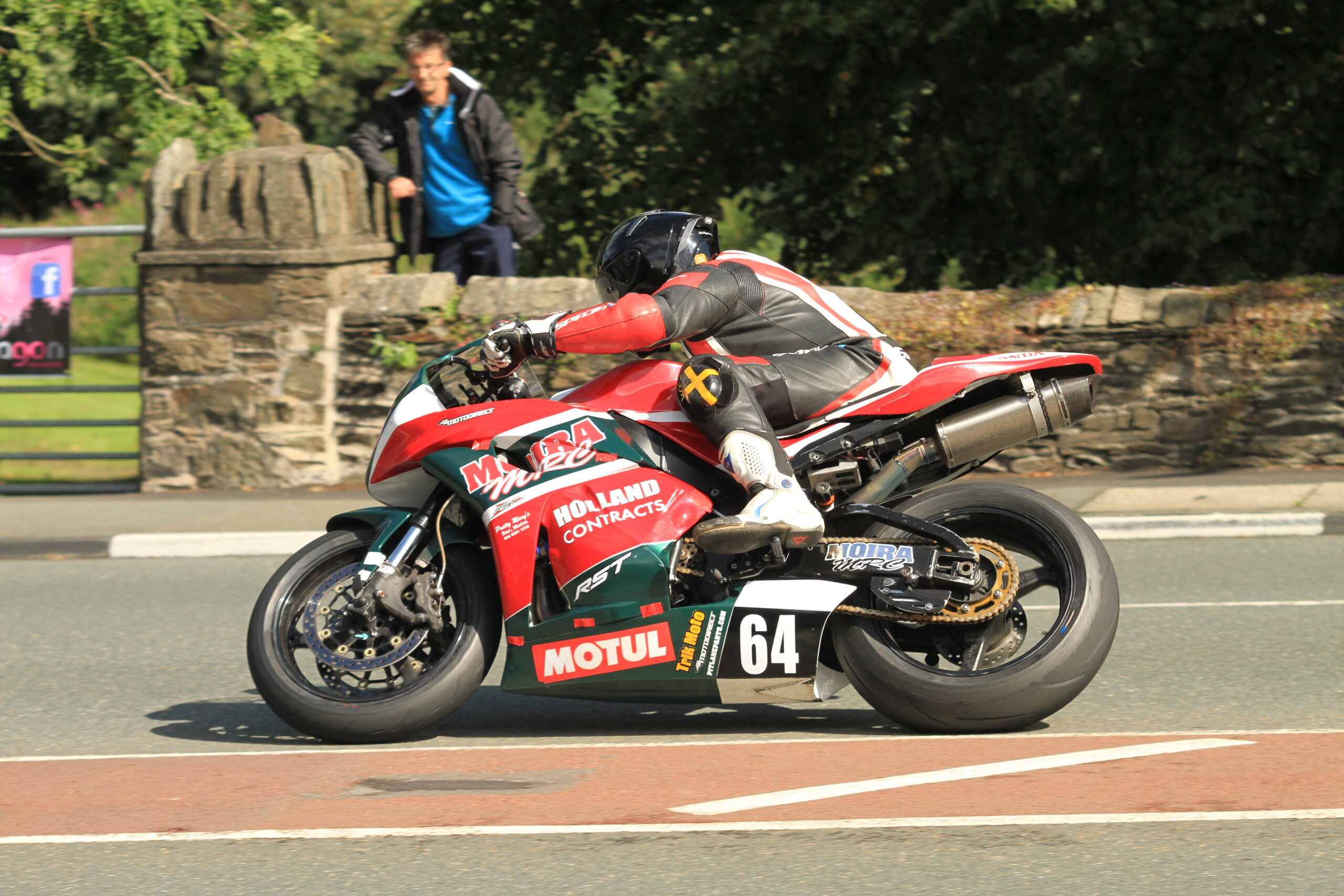 Productive Second Manx Adventure For James Chawke