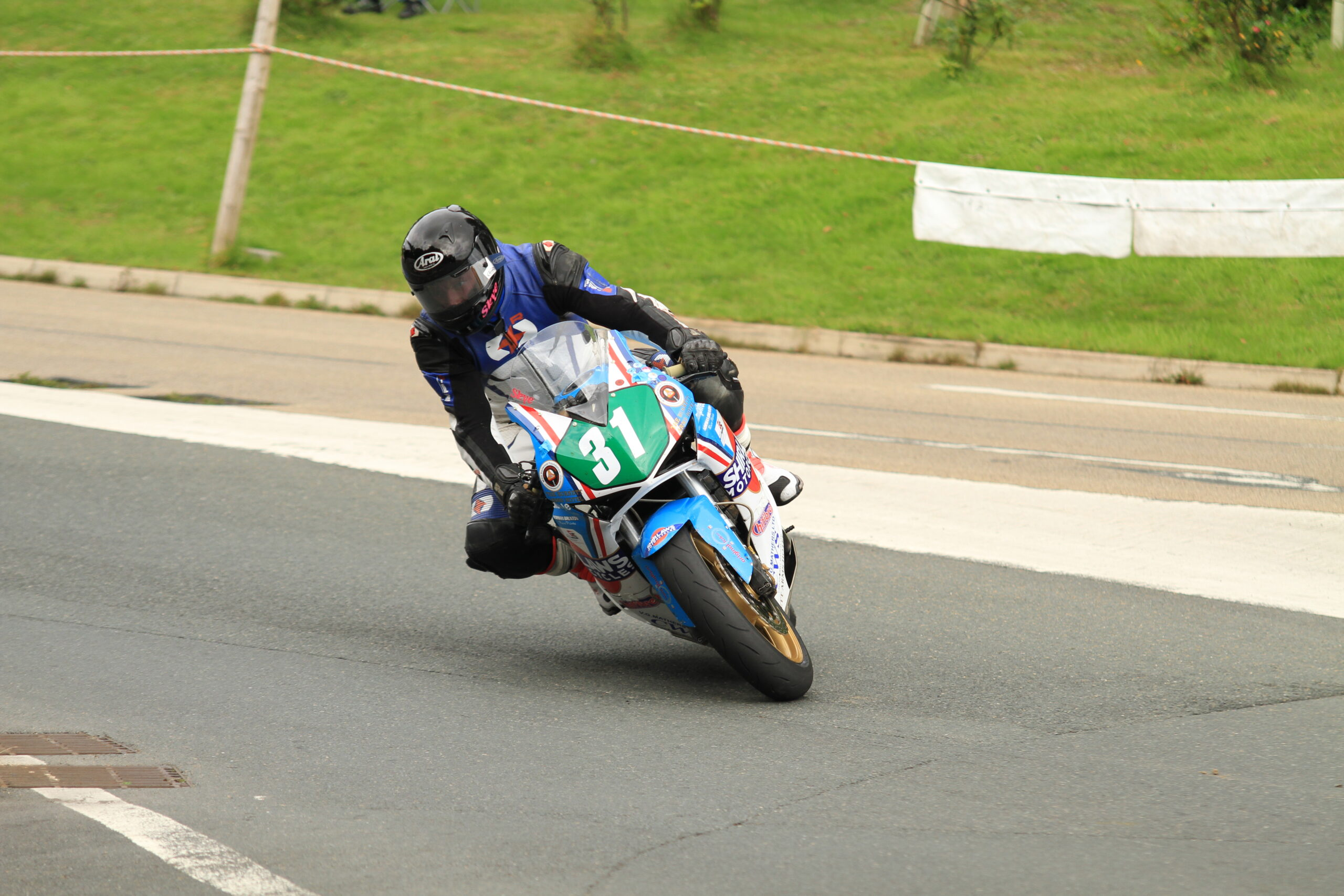 Prodigious Maiden Manx GP For Marc Ironside