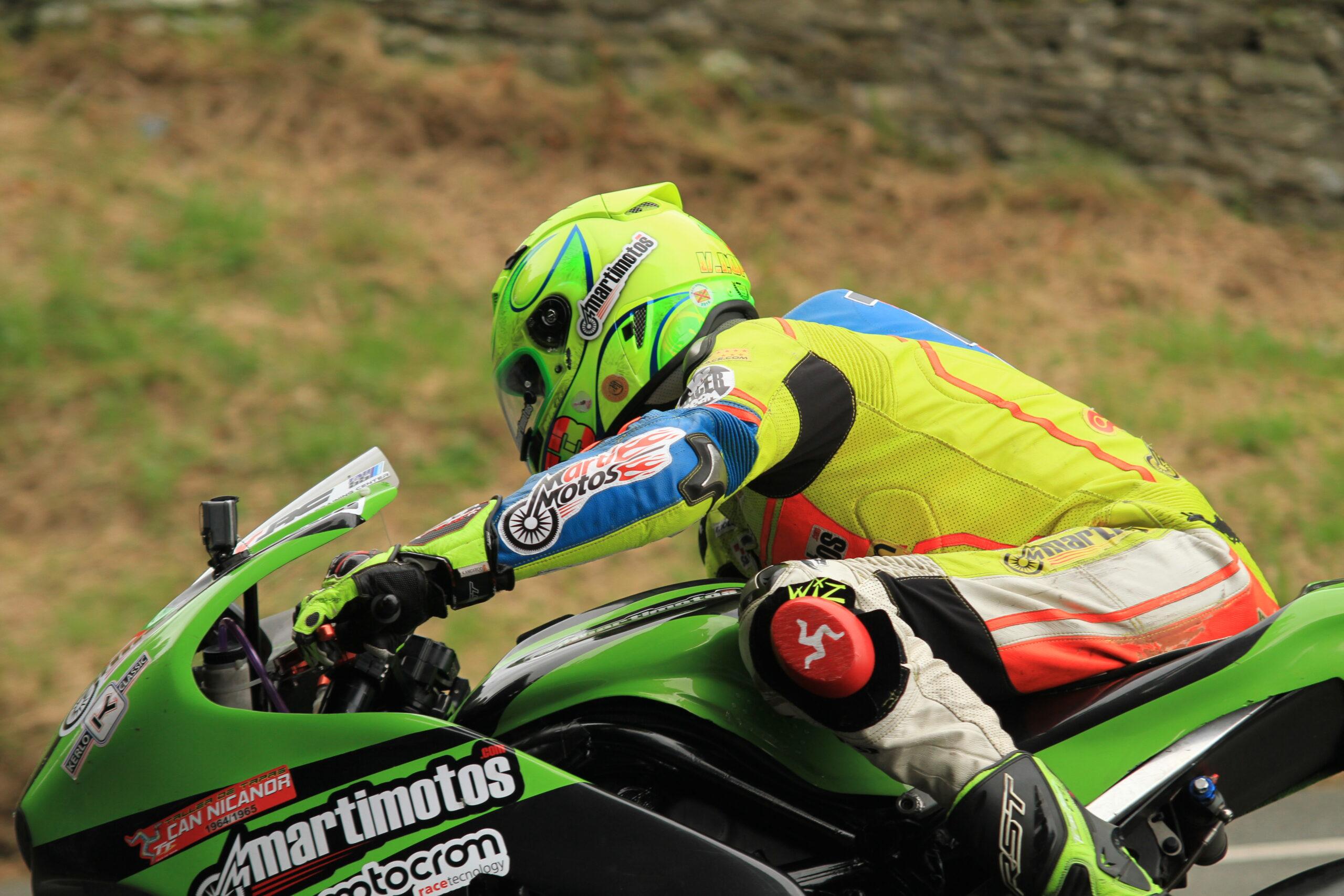 Manx Grand Prix 2016 – Spanish Stars Enjoy Positive Race Week
