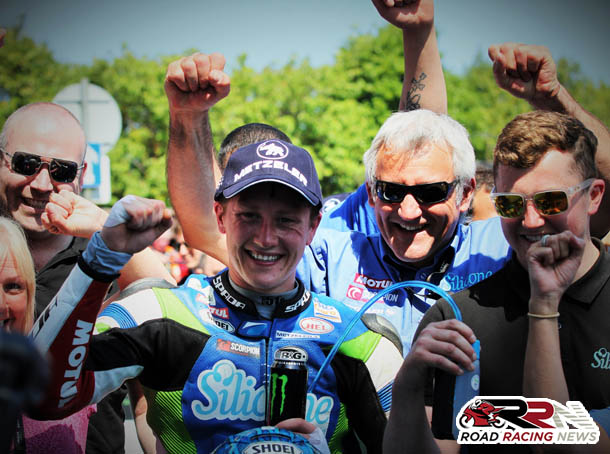 Dean Harrison Set To Remain At Silicone Engineering Racing