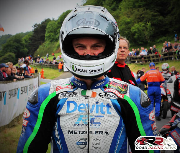 Alan Bonner Set For Return To Action At The Scarborough Gold Cup